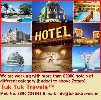 Best hotel deal