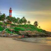 Beach Of Kerala