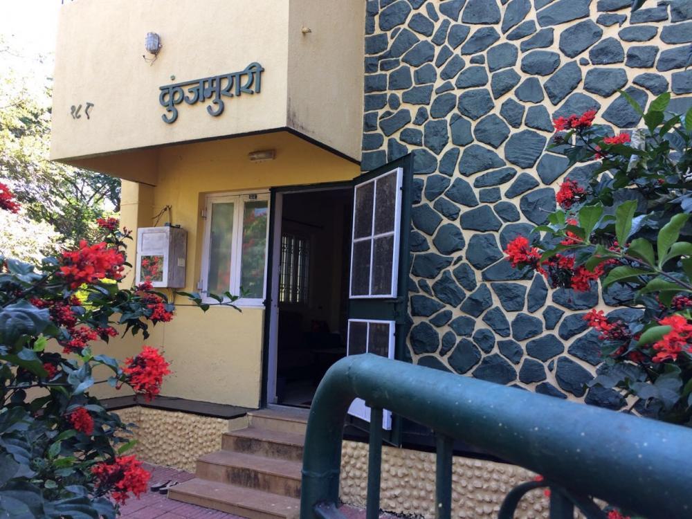Bungalow Entrance