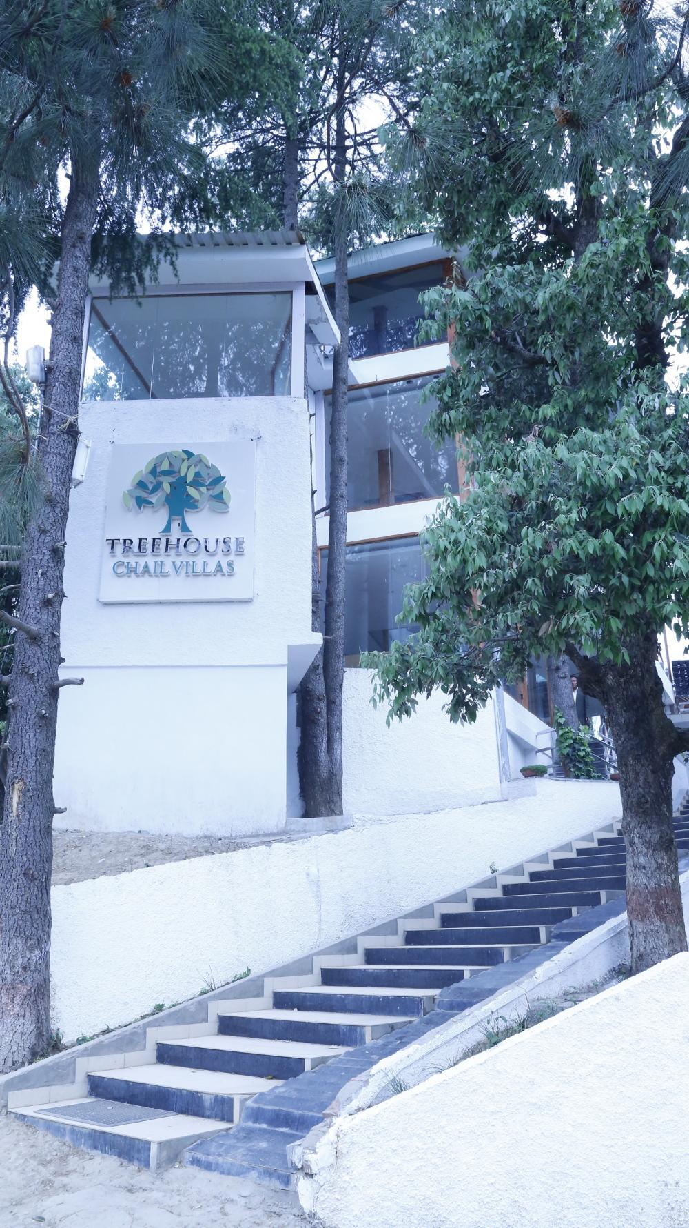 Treehouse Hotels Chail