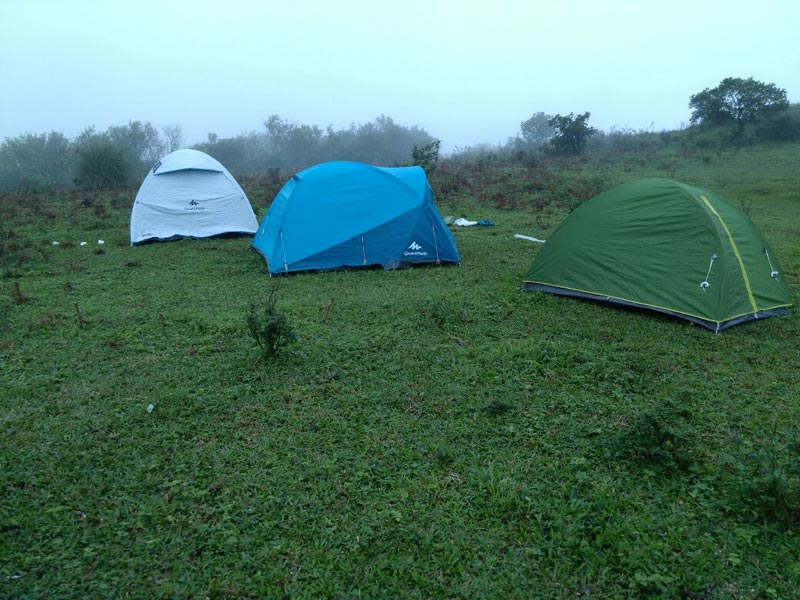 Book Tent Camping Vagamon Tour 2 Days 1 Nights Tour Packages