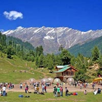 Romantic Manali - Honeymoon Package