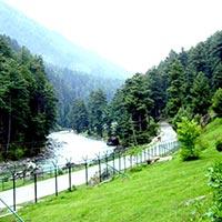 Magic Of Kashmir Tour