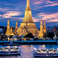 Bangkok - Pattaya - Phuket Tour 6 Nights/ 7 Days