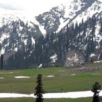 Golden Triangle & Valleys of Srinagar Package