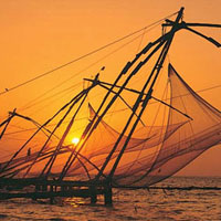 Spice land of Kerala Tour