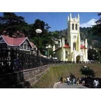Shimla - Kufri - Manali - Manikarn (6 Days)