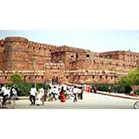 Agra Fort - Agra Tour