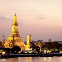 Bangkok + Pattaya 4* Tour