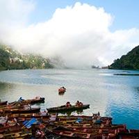 Nainital - Kausani - Corbett Park Tour