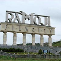 Hydrabad (Ramoji Film City) Tour