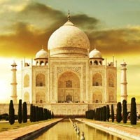 Taj Mahal one day trip from New Delhi. (Special tour)