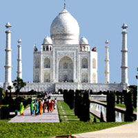 4 Days Golden Triangle Tour