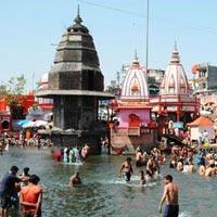 Taj Mahal Tour with Haridwar & Rishikesh