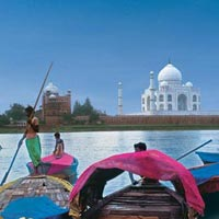 Delhi - Jaipur - Agra Tour with Mumbai & Caves of Aurangabad