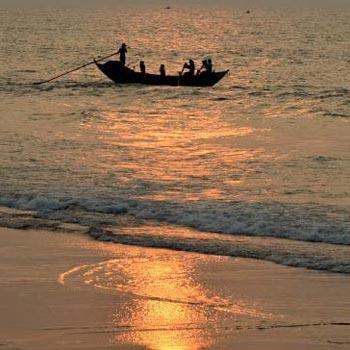 The Golden Beach Puri