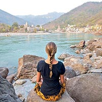 Golden Triangle with Yoga & Meditation Tour
