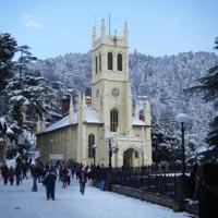 Shimla - Kullu - Manali & Golden Temple Package Tour Program