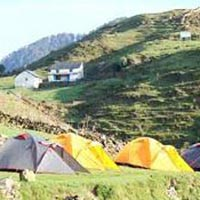 Camping & Paragliding (1N/2D) Package