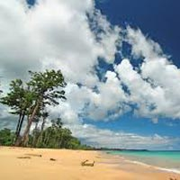 Honeymoon in the andaman