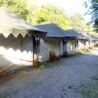 Luxury Camping In Rishikesh Tour