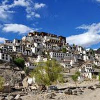 Ladakh With Pangong Lake Tour