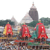 Puri Rath Yatra Darshan with Bhubaneswar