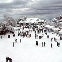 Special Winter Shimla - Manali - Chandigarh Tour