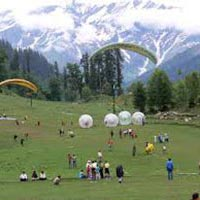 Kullu - Manali Adventures Trip Package