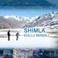 Delhi-Shimla-Manali Volvo Package