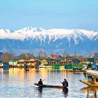 Srinagar (Dall Lake)