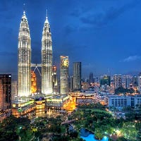 Singapore - Malaysia Package