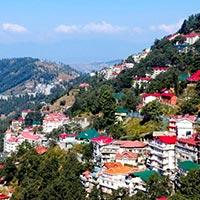 Shimla Package Tour From Mumbai,Pune, Kullu Manali Honeymoon Tour