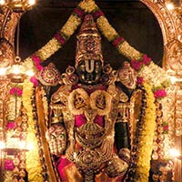Thirupathi Lord Balaji