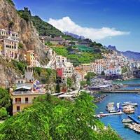 The Amalfi Coast - From Rome Tour