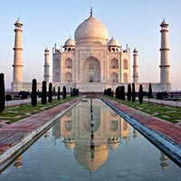 Gleaming Golden Triangle Tour