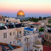 Glimpses Of Israel Tour