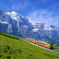 Best of Switzerland Tour Package