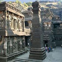 Ajanta & Ellora Mumbai Tour