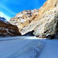 Ice Walk (Chadarat a glance) Tour