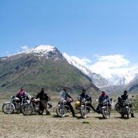 Leh - Ladakh To Jammu - Kashmir  Bike Tour