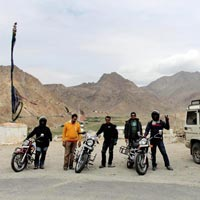 4 Lakes 12 Pass Of Ladakh Tour