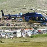 Amarnath Yatra by Helicopter Pahalgam Tour