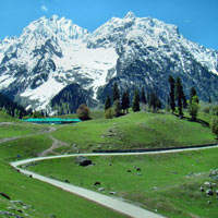 Golden Triangle with Kashmir