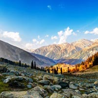 Delhi - Kashmir 6 days 5 nights Tour