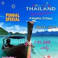 Thailand Tour Package From Chennai By Flight By Tamil Nadu