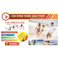 Go Deluxe Goa Tour