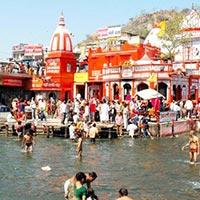 Agra - Mathura - Rishikesh - Haridwar Tour
