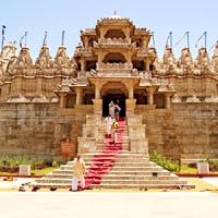 Agra - Jaipur - Ajmer - Mount Abu Tour (07Days/06Night)