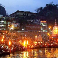 Holy City - Haridwar with Rishikesh Tour